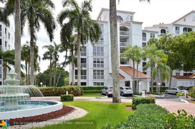 4112 W Palm Aire Dr 125B, Pompano Beach, FL 33069 (MLS #F10133915) :: Green Realty Properties