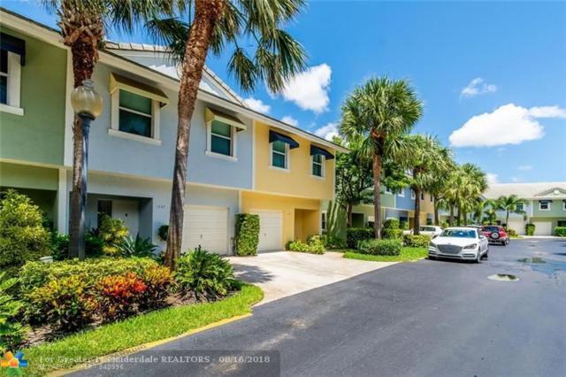1737 NE 4th Ave, Fort Lauderdale, FL 33305 (MLS #F10134302) :: Green Realty Properties