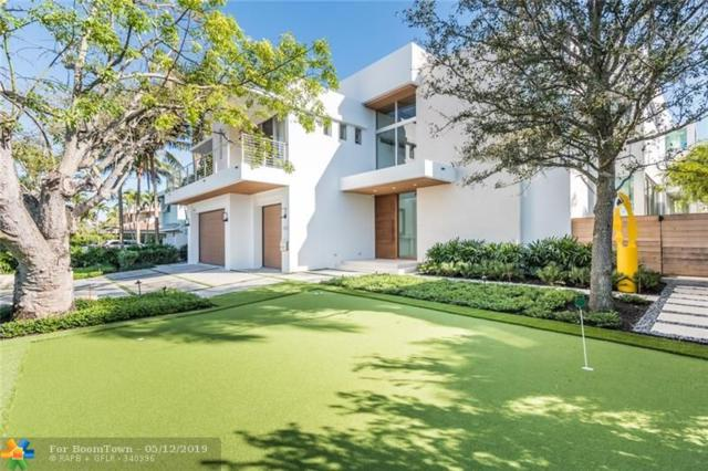 2312 Barcelona Dr, Fort Lauderdale, FL 33301 (MLS #F10135341) :: Green Realty Properties