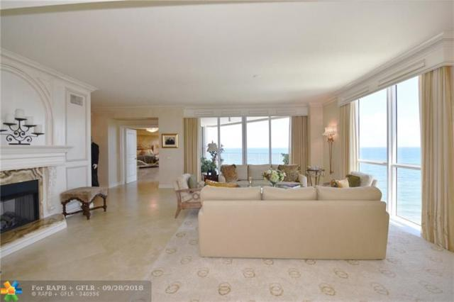 1460 S Ocean Blvd #1501, Lauderdale By The Sea, FL 33062 (MLS #F10137166) :: Berkshire Hathaway HomeServices EWM Realty
