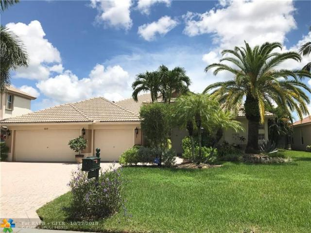 6828 NW 110th Way, Parkland, FL 33076 (MLS #F10138353) :: Green Realty Properties