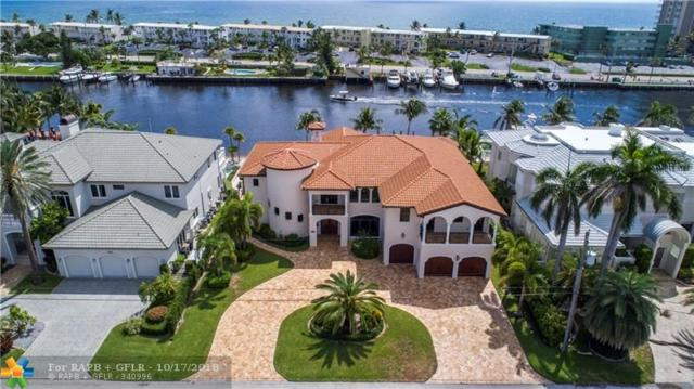 3750 NE 31st Ave, Lighthouse Point, FL 33064 (MLS #F10138423) :: Green Realty Properties
