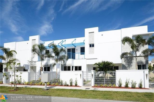 902 NE 16th Ter #902, Fort Lauderdale, FL 33304 (MLS #F10138455) :: Green Realty Properties