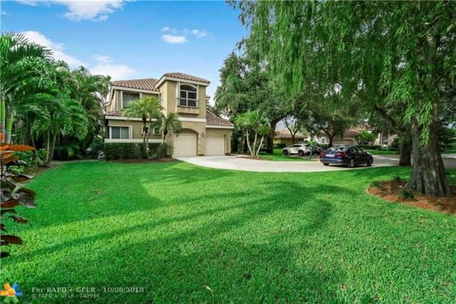 10031 NW 50th Mnr, Coral Springs, FL 33076 (MLS #F10138762) :: Green Realty Properties