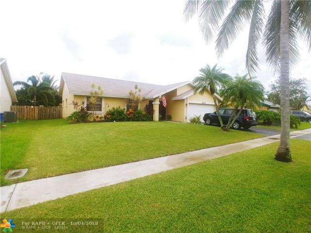 9340 NW 31st Pl, Sunrise, FL 33351 (MLS #F10138842) :: Green Realty Properties