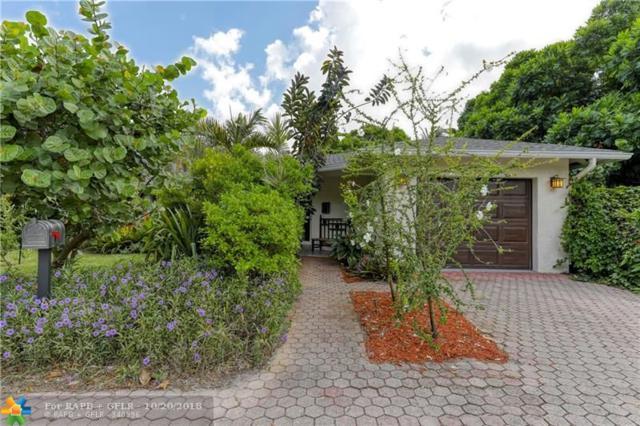 72 NE 21st Ct, Wilton Manors, FL 33305 (MLS #F10139930) :: Green Realty Properties