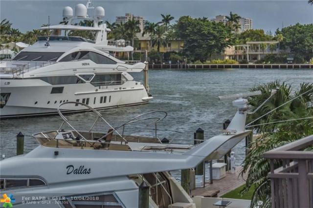 27 Port Side Dr 27D, Fort Lauderdale, FL 33316 (MLS #F10140605) :: Green Realty Properties