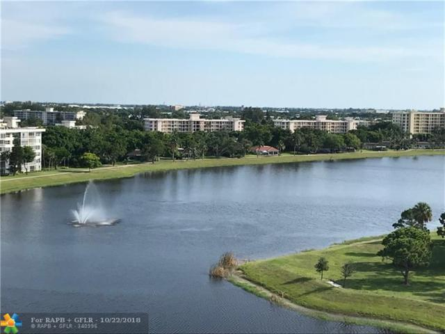 2900 N Course Dr #106, Pompano Beach, FL 33069 (MLS #F10140682) :: Green Realty Properties