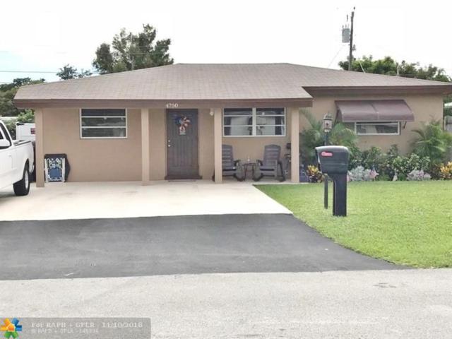 4750 NE 2nd Ave, Oakland Park, FL 33334 (MLS #F10140893) :: Green Realty Properties