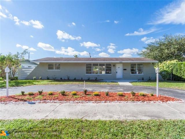 5010 Johnson St, Hollywood, FL 33021 (MLS #F10141781) :: Green Realty Properties