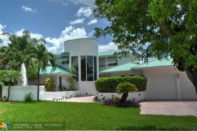2716 NE 23RD AV, Lighthouse Point, FL 33064 (MLS #F10143405) :: Green Realty Properties