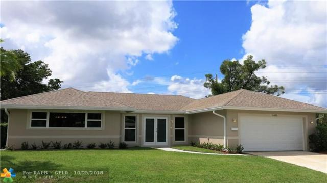4803 Holly Dr, Tamarac, FL 33319 (MLS #F10144269) :: Green Realty Properties