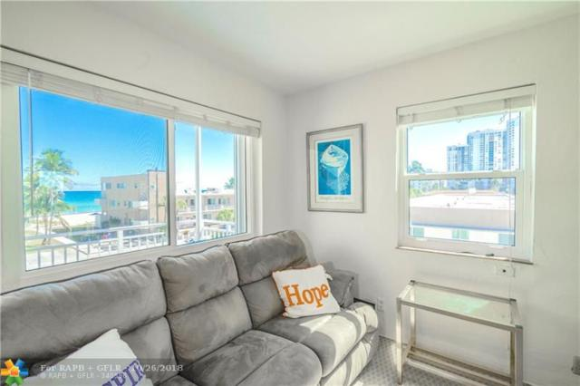 1504 S Surf Rd #71, Hollywood, FL 33019 (MLS #F10146663) :: Green Realty Properties