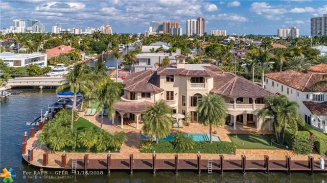 11 Seven Isles Dr, Fort Lauderdale, FL 33301 (MLS #F10147312) :: Green Realty Properties