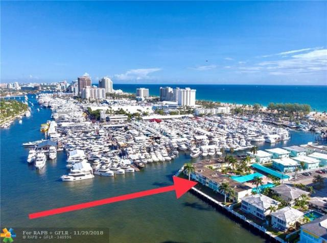 3037 Harbor Dr #13, Fort Lauderdale, FL 33316 (MLS #F10147413) :: Green Realty Properties