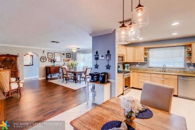4430 NE 13TH TER, Oakland Park, FL 33334 (MLS #F10147607) :: Green Realty Properties