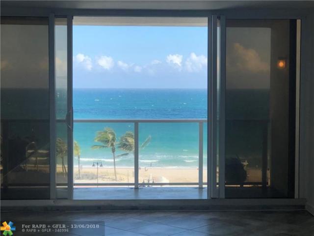 1200 N Fort Lauderdale Beach Blvd #604, Fort Lauderdale, FL 33304 (MLS #F10151033) :: Green Realty Properties