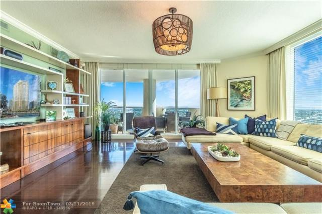411 N New River Dr E #3106, Fort Lauderdale, FL 33301 (MLS #F10162943) :: The O'Flaherty Team
