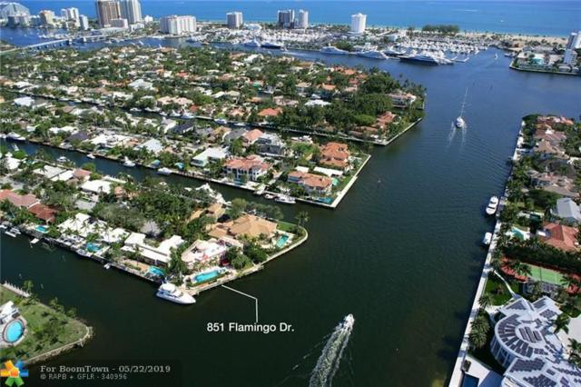 851 Flamingo Dr, Fort Lauderdale, FL 33301 (MLS #F10164085) :: The Howland Group