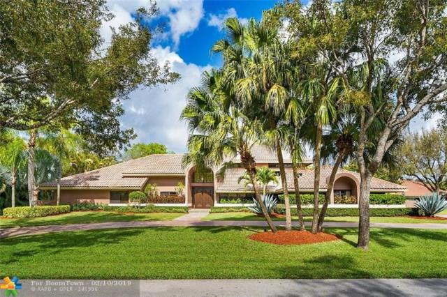 7011 Hialeah Lane, Parkland, FL 33067 (MLS #F10164204) :: Green Realty Properties