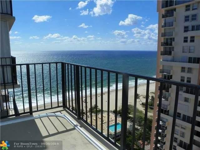 101 Briny Ave #2306, Pompano Beach, FL 33062 (MLS #F10165361) :: Castelli Real Estate Services