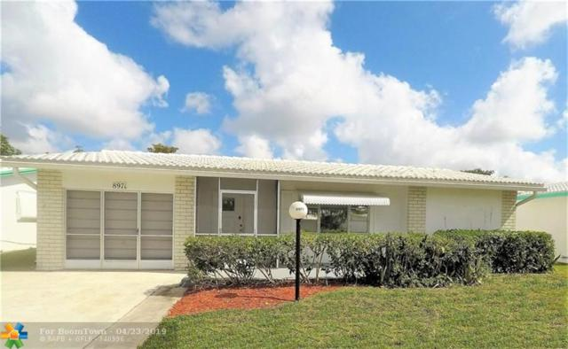 8971 NW 12th St, Plantation, FL 33322 (MLS #F10170620) :: EWM Realty International