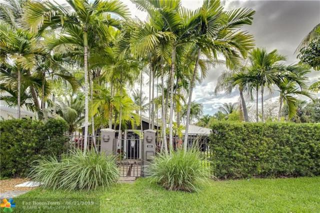 614 NE 10th Ave, Fort Lauderdale, FL 33304 (MLS #F10171669) :: The O'Flaherty Team