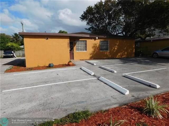 16801 NE 6th Ave, North Miami Beach, FL 33162 (MLS #F10174955) :: The MPH Team