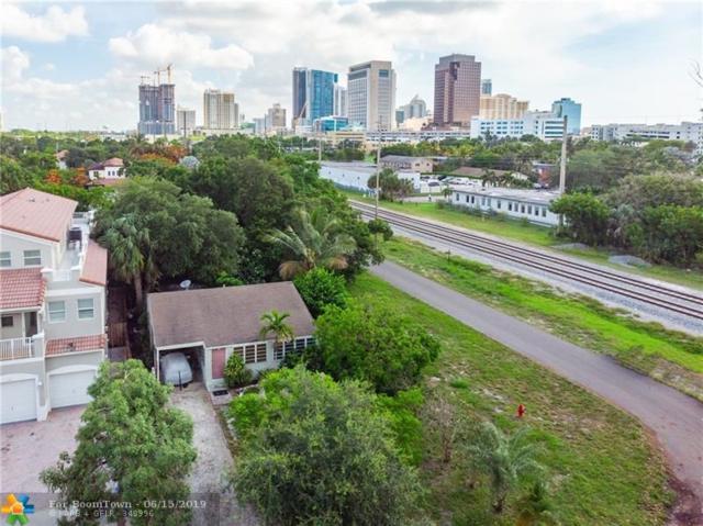 207 SW 11th St, Fort Lauderdale, FL 33315 (MLS #F10175879) :: Green Realty Properties