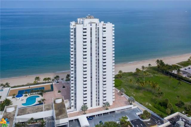 1370 S Ocean Blvd #1406, Pompano Beach, FL 33062 (MLS #F10176427) :: Castelli Real Estate Services