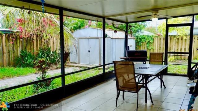 5940 NE 6th Ave, Oakland Park, FL 33334 (MLS #F10177909) :: Green Realty Properties