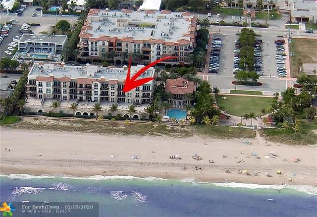 4444 El Mar Dr 3-306, Fort Lauderdale, FL 33308 (MLS #F10180611) :: The O'Flaherty Team