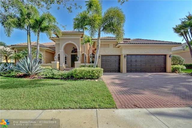 11667 NW 69th Pl, Parkland, FL 33076 (MLS #F10182635) :: Green Realty Properties