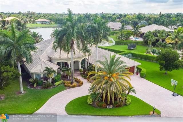 13131 SW 19 ST, Davie, FL 33325 (MLS #F10183442) :: Green Realty Properties
