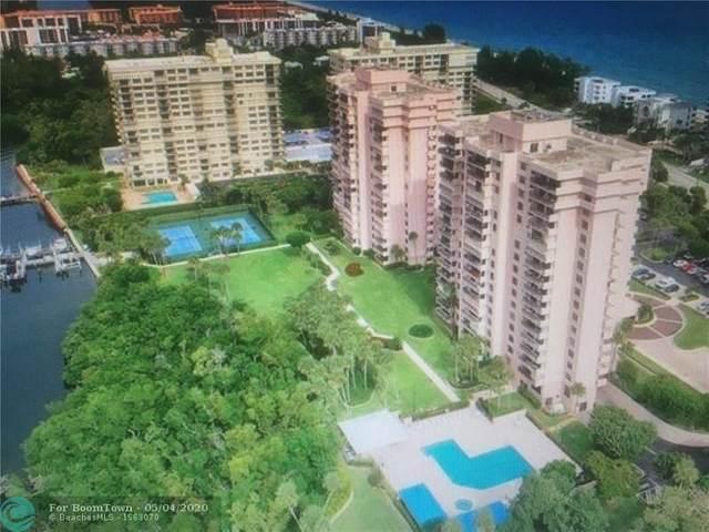 2003 N Ocean Blvd Ph1701, Boca Raton, FL 33431 (MLS #F10191109) :: United Realty Group