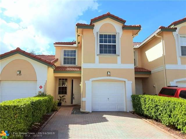 11721 NW 47th Dr #11721, Coral Springs, FL 33076 (#F10193290) :: Weichert, Realtors® - True Quality Service