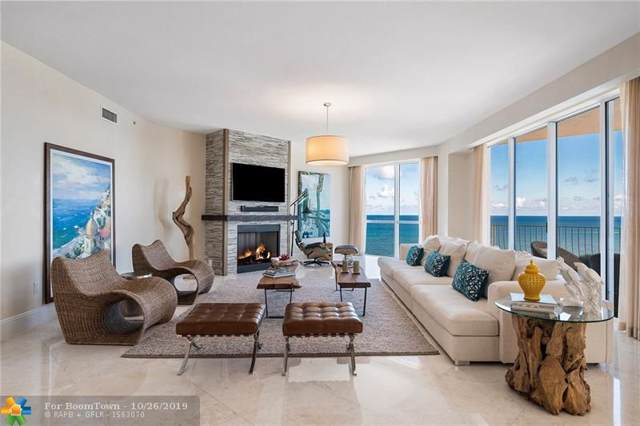 1460 S Ocean #1601, Lauderdale By The Sea, FL 33062 (MLS #F10198305) :: GK Realty Group LLC