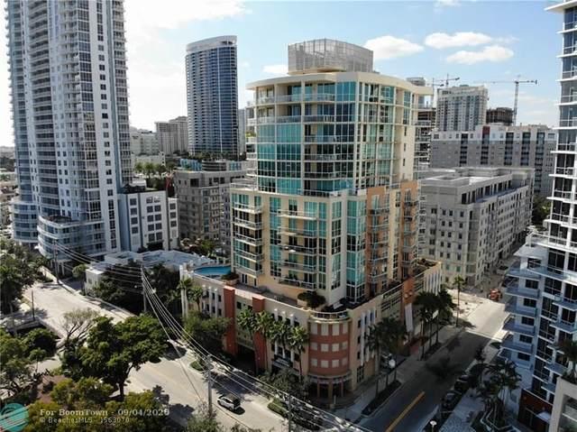 111 SE 8th Ave #1602, Fort Lauderdale, FL 33301 (MLS #F10201611) :: Berkshire Hathaway HomeServices EWM Realty