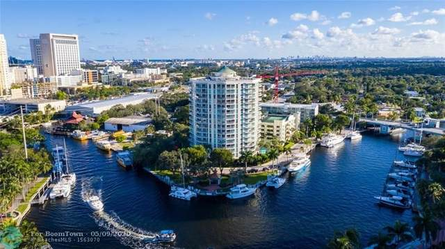 401 SW 4th Ave #1201, Fort Lauderdale, FL 33315 (MLS #F10203534) :: THE BANNON GROUP at RE/MAX CONSULTANTS REALTY I