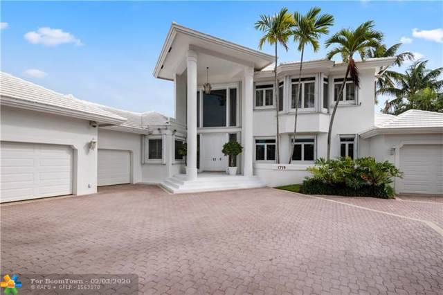 1719 SE 12th Ct, Fort Lauderdale, FL 33316 (MLS #F10209481) :: United Realty Group