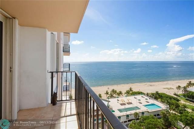 101 Briny Ave #1704, Pompano Beach, FL 33062 (#F10211004) :: Posh Properties