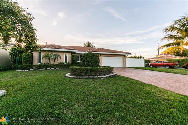 6721 NE 20th Ter, Fort Lauderdale, FL 33308 (MLS #F10211375) :: Berkshire Hathaway HomeServices EWM Realty