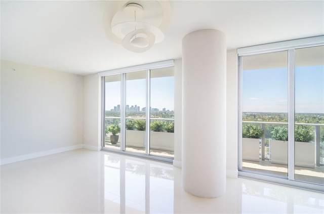 1180 N Federal Hwy #1103, Fort Lauderdale, FL 33304 (MLS #F10211730) :: Green Realty Properties