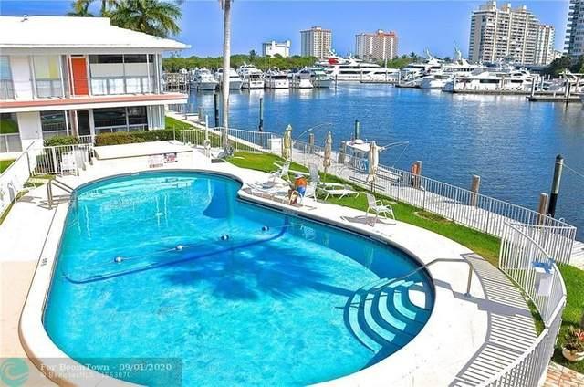 2700 Yacht Club Blvd 6D, Fort Lauderdale, FL 33304 (#F10212586) :: The Rizzuto Woodman Team