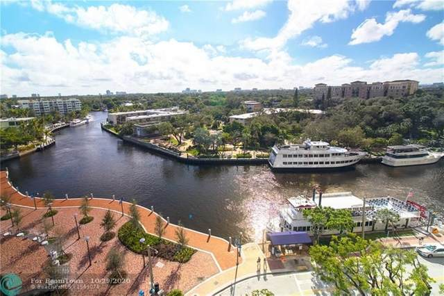 411 N New River Dr #901, Fort Lauderdale, FL 33301 (#F10213275) :: The Rizzuto Woodman Team