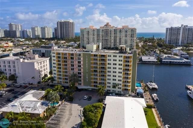 2900 NE 30th St G-9, Fort Lauderdale, FL 33306 (MLS #F10215098) :: Green Realty Properties
