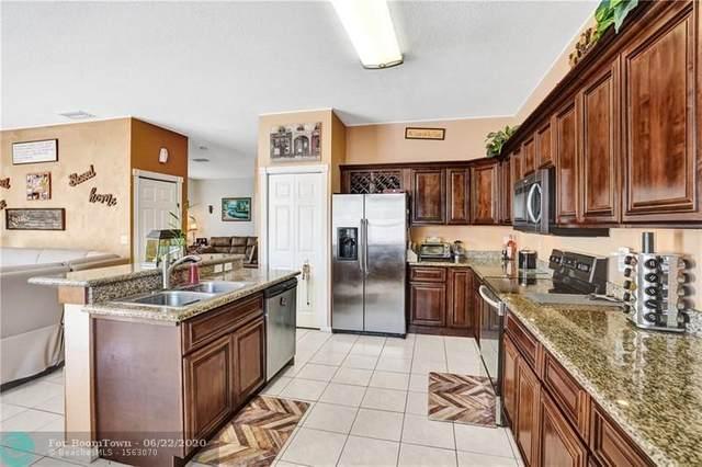 14964 SW 21st Street, Miramar, FL 33027 (MLS #F10215267) :: Green Realty Properties