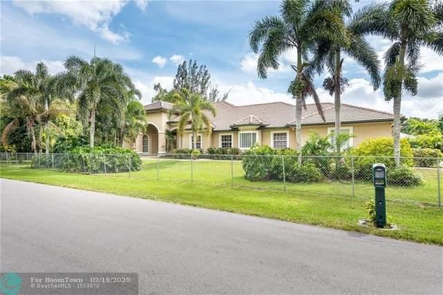 11810 NW 5th Ct, Plantation, FL 33325 (MLS #F10215389) :: Berkshire Hathaway HomeServices EWM Realty