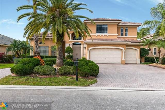 12557 NW 65th Dr, Parkland, FL 33076 (MLS #F10216461) :: Green Realty Properties