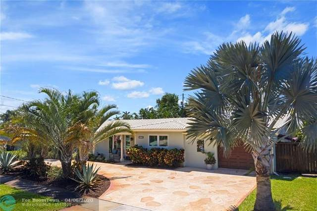 2320 NE 50th Ct, Lighthouse Point, FL 33064 (MLS #F10223999) :: The O'Flaherty Team